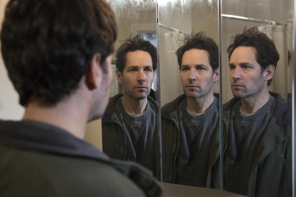 Paul Rudd in 'Living with Yourself'Netflix
