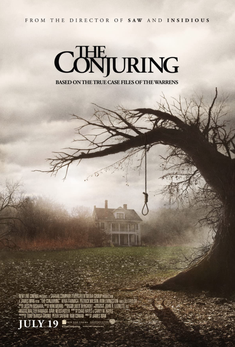 <p>James Wan's paranormal horror film is quintessential. For any modern horror fan, it's the film you watch first and to which you return with your innocent friends. </p>