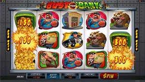 All Slots Casino Busts the Bank With Eight New Games