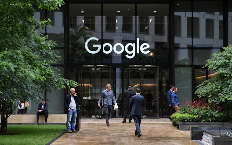 Google has been named the best company to work for in 2018 - EPA