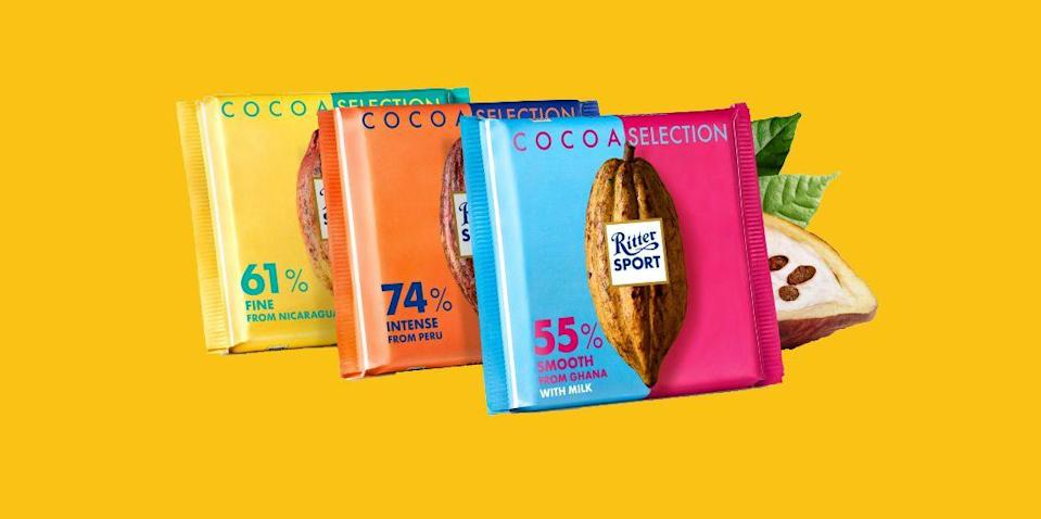 Photo credit: Ritter Sport