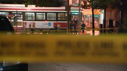 Streetcar shooting under investigation