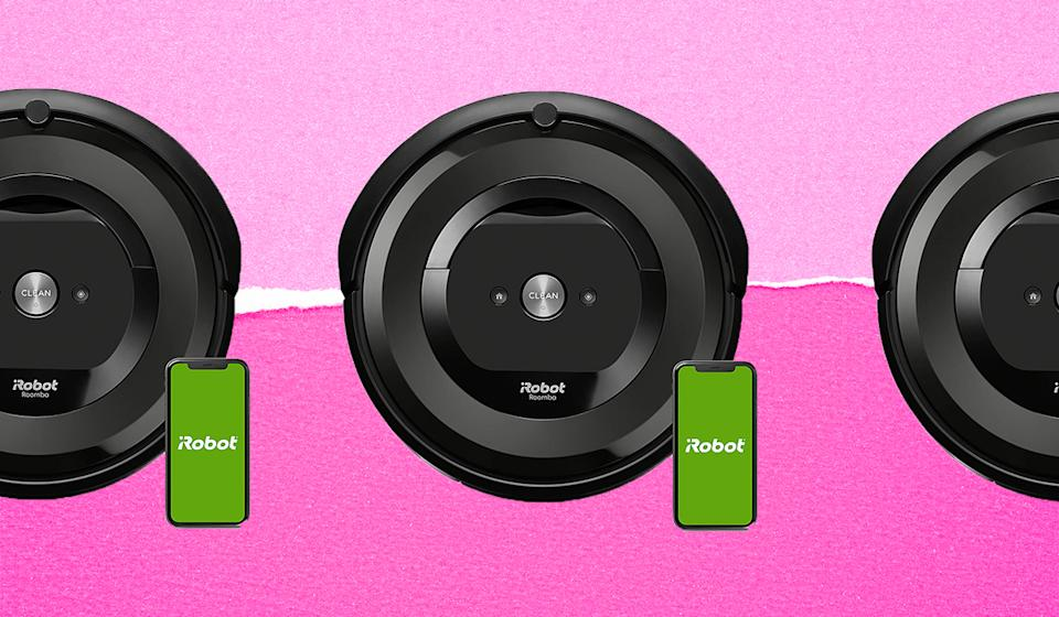 Score a serious deal on a Roomba. (Photo: Amazon)