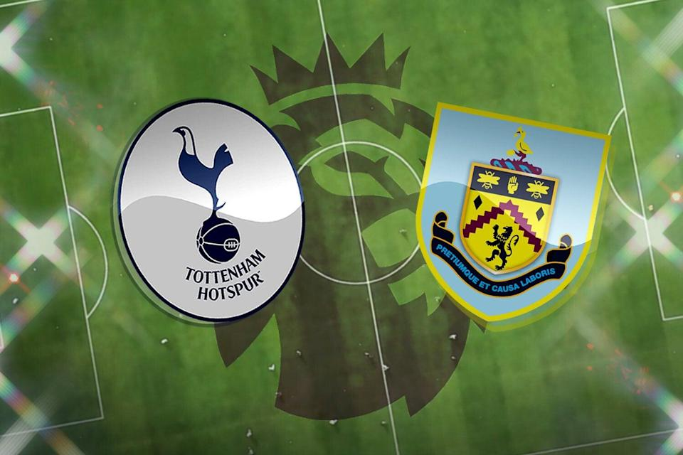 Follow Tottenham vs Burnley on Sunday LIVE with Standard Sport!ES Composite