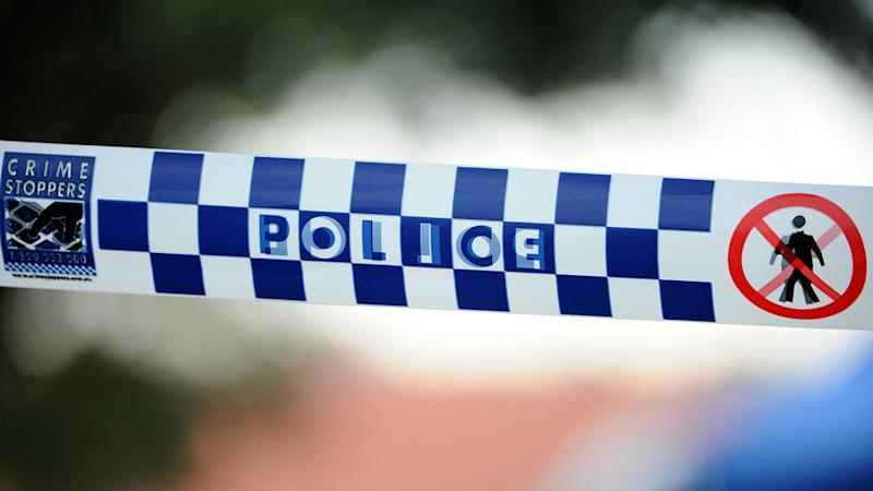 Three people are fighting for their lives after they were stabbed in Melbourne's west.