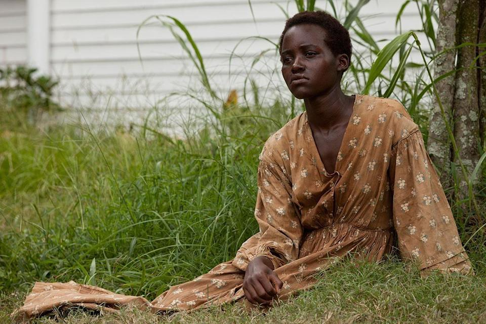 <p>A few years before Nyong'o portrayed Nakia in 2018's <em>Black Panther</em>, she made major moves in Hollywood when she won the Best Supporting Actress Academy Award for her breakout role in the 2013 drama <em>12 Years a Slave</em>. </p>