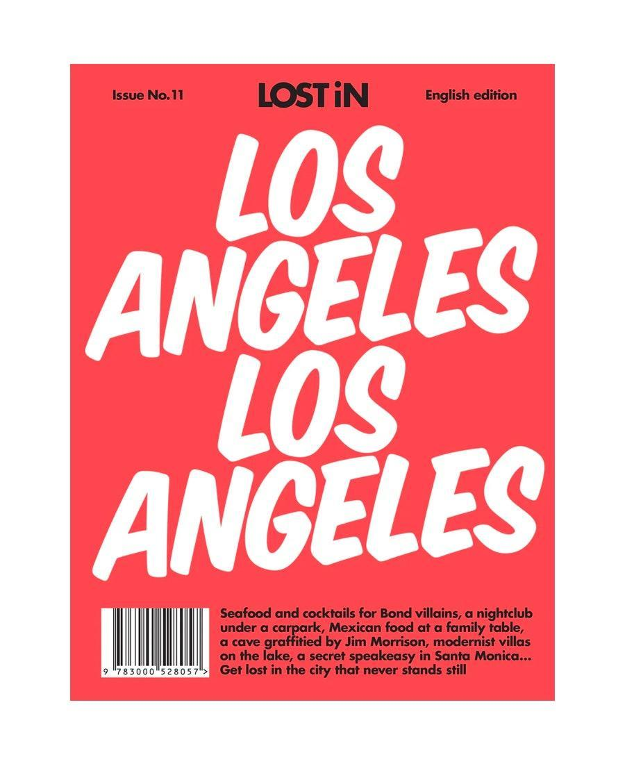 """Aside from the funky font, this design-minded city guide is the perfect way to cure your best friend's wanderlust. $12, Amazon. <a href=""""https://www.amazon.com/Los-Angeles-LOST-City-Guide/dp/3000528059/ref=sr_1_7?"""" rel=""""nofollow noopener"""" target=""""_blank"""" data-ylk=""""slk:Get it now!"""" class=""""link rapid-noclick-resp"""">Get it now!</a>"""