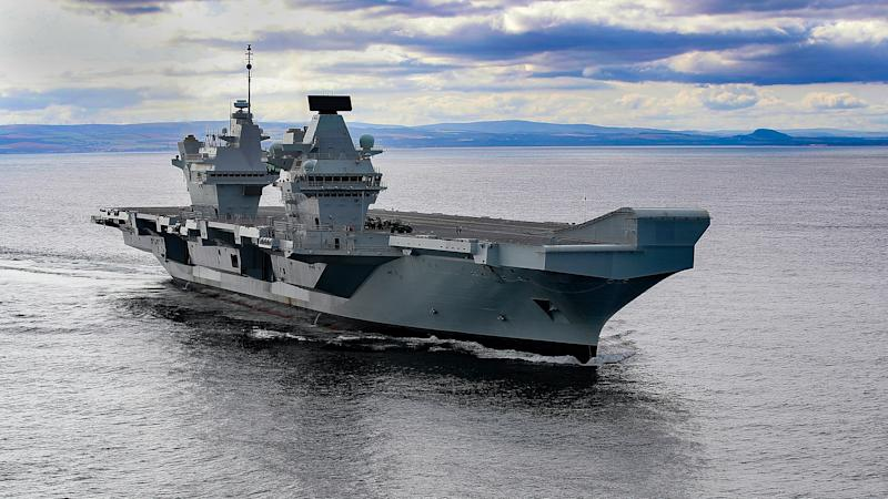 BAE Systems expects Covid-19 shock to hit in next three months