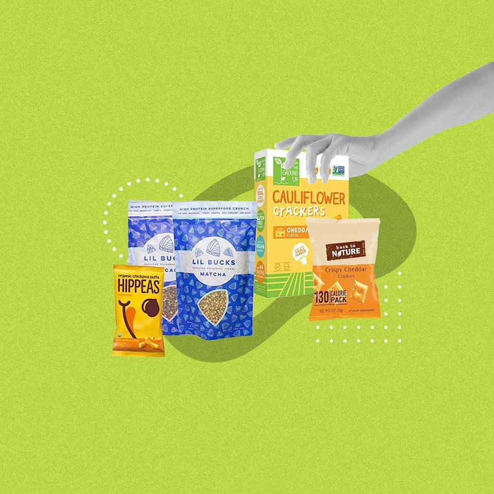 <p>Snacks kind of get a bad rap, but thankfully there are plenty of healthy snacks out there that will fit perfectly into your lifestyle. When the munchies strike, be prepared with these healthy, easy-to-carry snacks.</p>