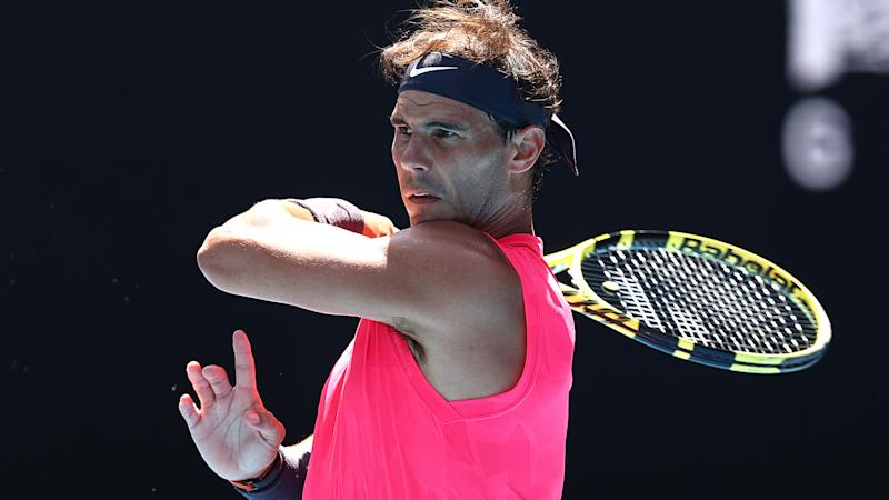 Australian Open 2020: Nadal unconcerned about reaching 20 grand slam titles