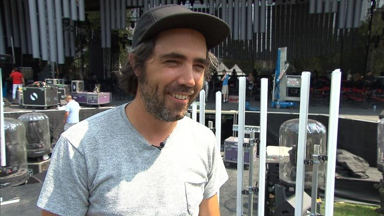Patrick Watson on his love for this city, his neighbours and Montréal Symphonique