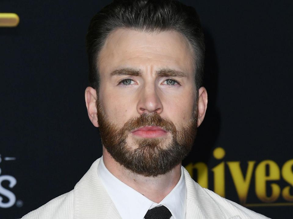 Chris Evans evaded any kind of backlash when he accidentally shared an explicit photo on social mediaGetty