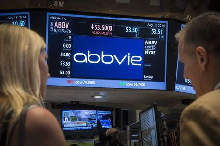 AbbVie Earnings Beat, Revenue Inline In Q4
