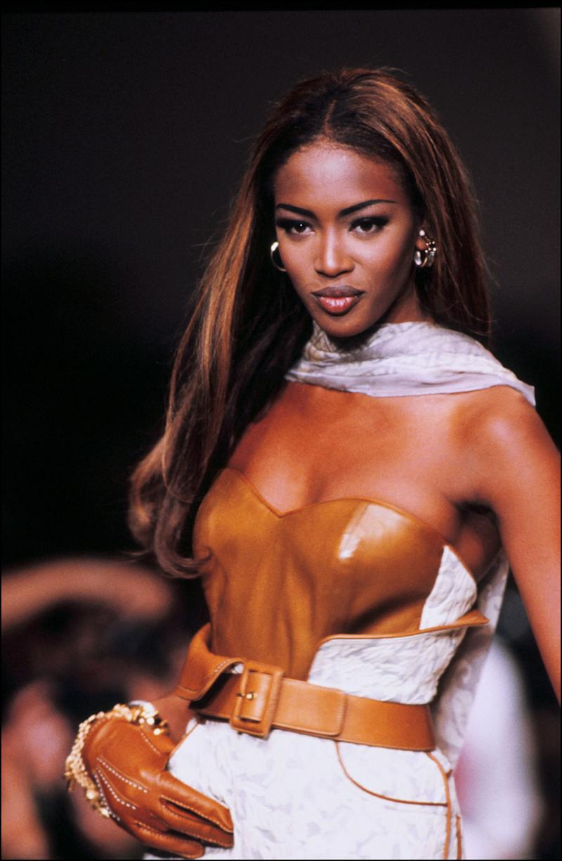 Naomi Campbell revealed that she was racially profiled at a French hotel during the Cannes Film Festival. (Photo: Getty Images)