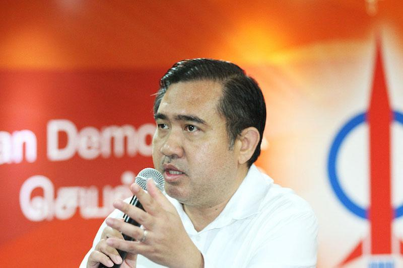 DAP national organising secretary Anthony Loke says the party will need a more balanced approach to its leadership to remain relevant in Malaysian politics. — Picture by Miera Zulyana