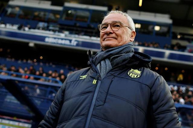 Claudio Ranieri has said he would quit French Ligue 1 side Nantes if he is approached to become Italy coach