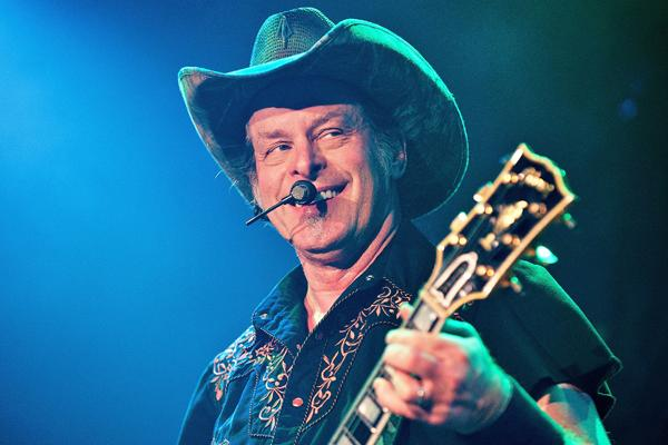 Ted Nugent Dubs Next Tour 'Black Power 2013'