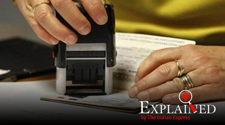 US green card rules explained, US green card policy changes, Public charge rule US immigration, Express Explained