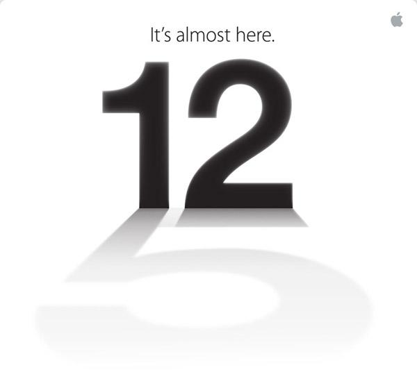 Get ready for Apple's next iPhone – invitations for September 12th event sent to media