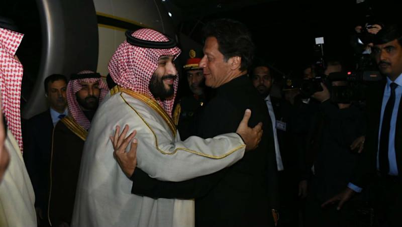 Saudi Crown Prince Recalled Private Jet Flying Imran Khan? Pakistan Govt Denies, Calls Report 'Totally False'