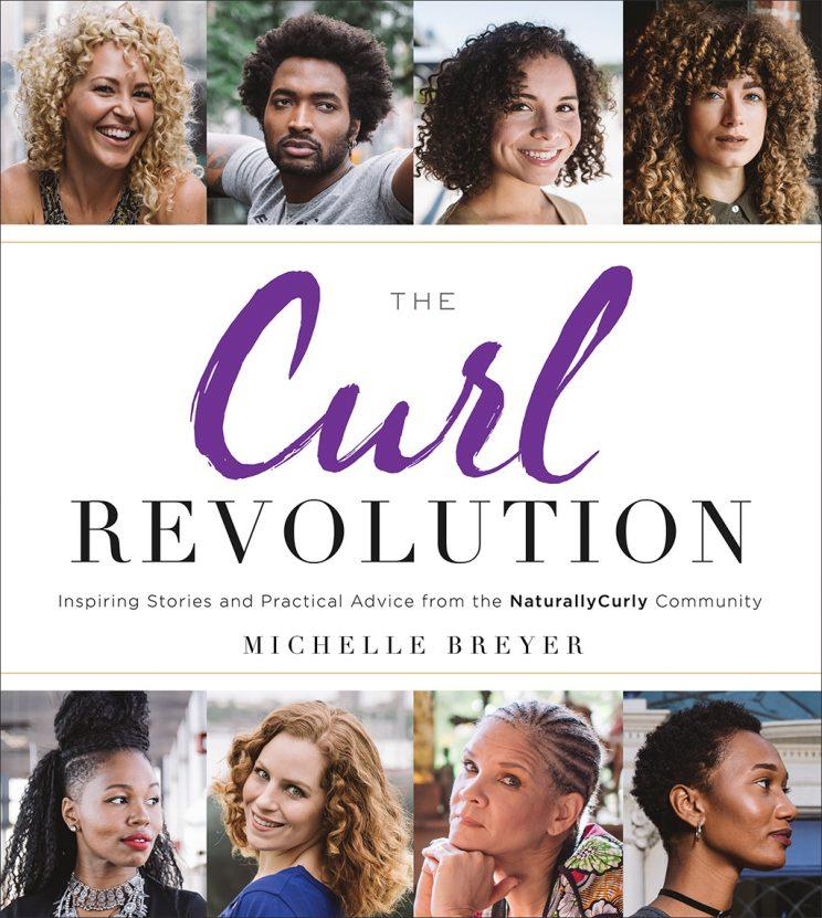 The Curl Revolution book, michelle breyer