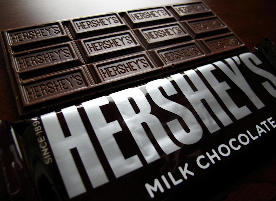 Hershey shares came under pressure after third quarter results. CEO Michele Buck tells Yahoo Finance there are reasons to be optimistic.