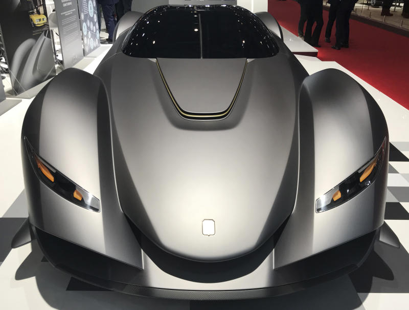Highend Sports Cars Gleam At Geneva Auto Show Bring Money - Sports car shows near me