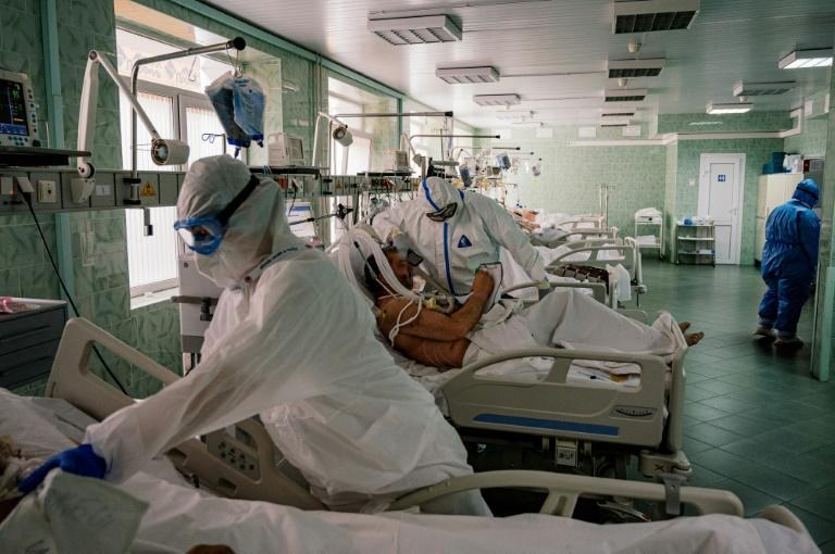 Health workers -- from cleaning crews to doctors, in hospitals and nursing homes -- have been hit hard by the pandemic