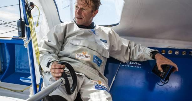 Voile - Jean-Pierre Dick et Morgane Ursault-Poupon s'attaquent à un record d'Éric Tabarly