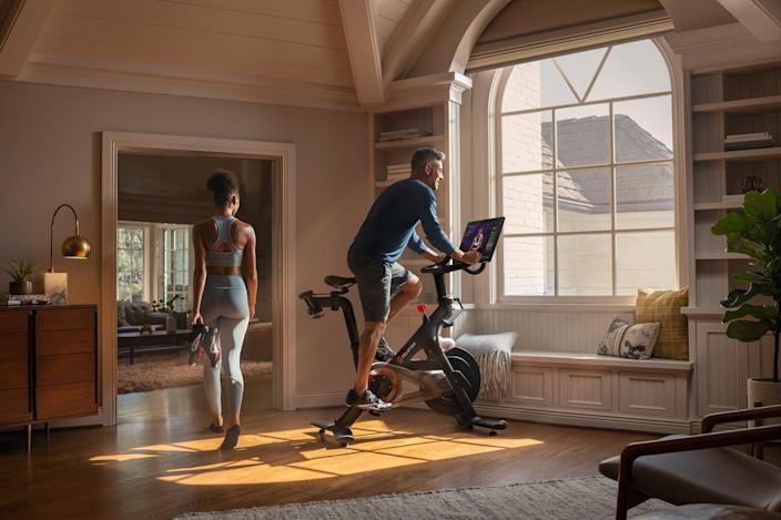 Why Peloton Stock Fell Sharply on Thursday