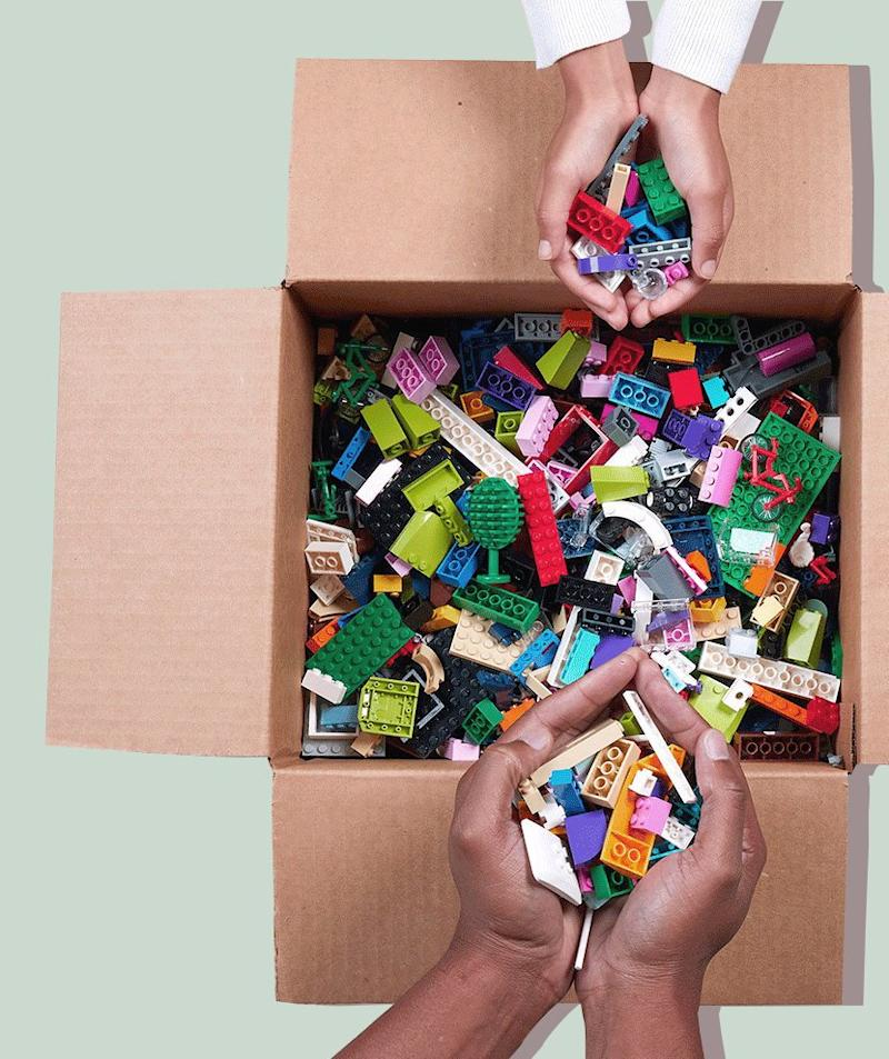 There's a Genius New Way to Donate Your Kids' Old LEGOs
