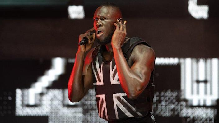 Stormzy, who has previously headlined Glastonbury, was due to perform at Reading and Leeds this year