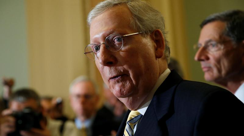 McConnell Says Republicans Got More Out Of Trump's Fiscal Deal Than People Think