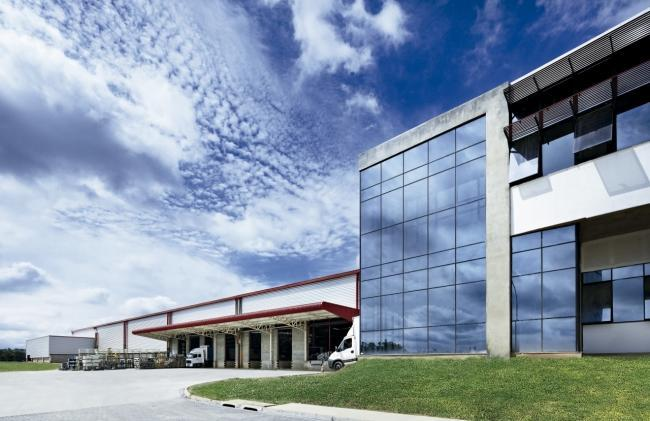 The CNH Industrial Parts Logistics Center in Sorocaba, Brazil, has been awarded as bronze medal in the World Class Logistics program