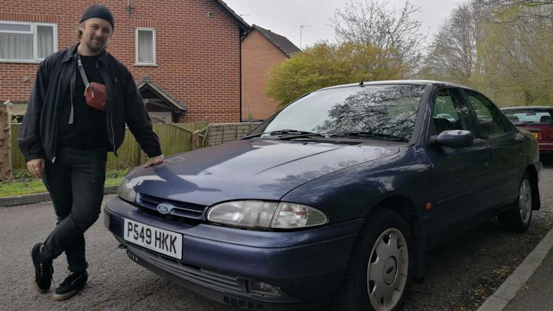 1997 Ford Contour/Mondeo diesel