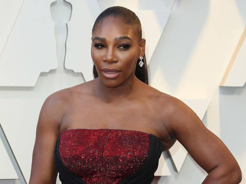 Serena Williams indulges in afternoon skincare regime during self-isolation