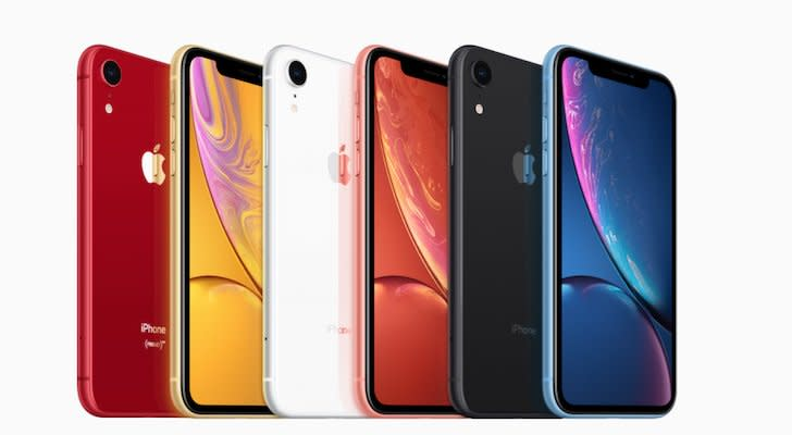 Thursday Apple Rumors: iPhone XR Getting More Haptic Touch Options