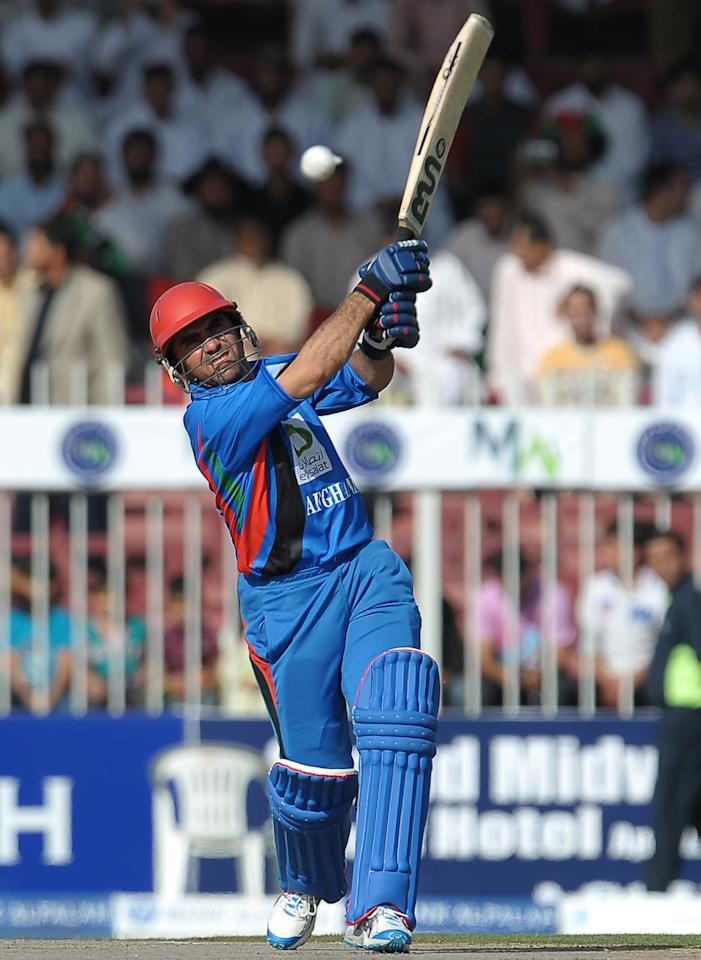 Karim Sadiq (Afghanistan): The Afghan opening batsman scored 299 runs with a highest score of 91 at an average of 33.22 and strike rate of 142.38 from nine matches.