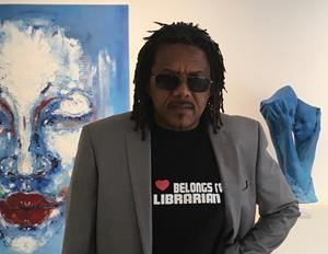 The artist Chukes is one of the nation's most dynamic artists in mixed media, painting, and sculpture.