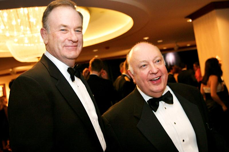 Bill O'Reilly says 'hatred' killed controversial Fox News head Roger Ailes