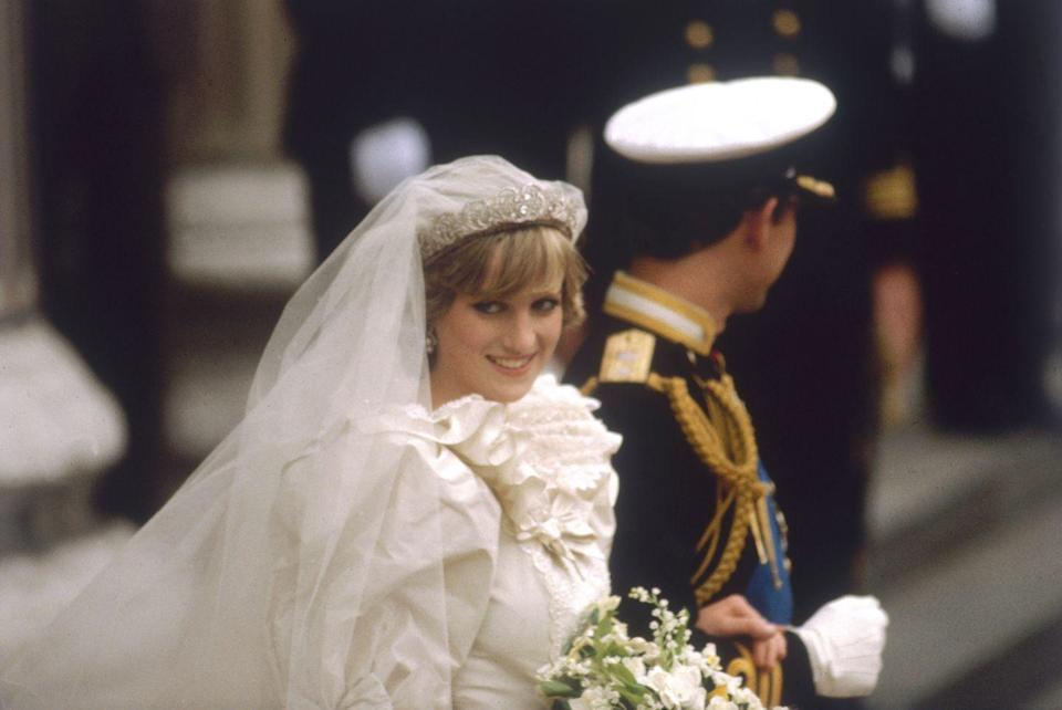 """<p><strong>Tim Rooke: </strong>""""I first photographed Princess Diana at the age of 16 before I was even a professional photographer. I slept on the pavement outside Westminster Abbey the night before her wedding to Prince Charles so I could be in the perfect spot to capture it on my camera the next day. At the time she was the most famous person in the world, and, because social media didn't exist yet, it really felt like I was capturing and documenting a major moment in history. The buzz around the event was incredible. Royal weddings are one of my favorite occasions to photograph as there's always so much excitement.""""</p>"""