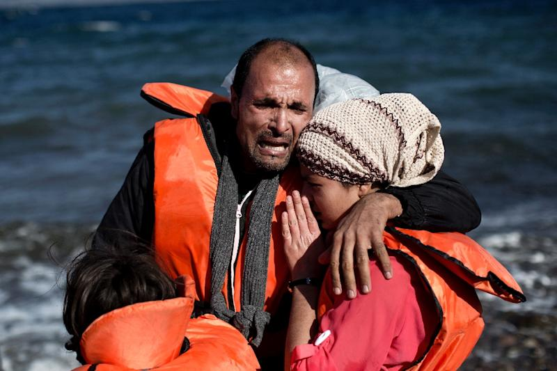 More than 3,500 migrants died on Mediterranean sea routes to Europe in 2015, according to the International Organization for Migration (IOM)
