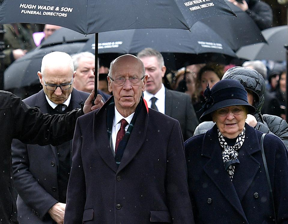 This month the family of Sir Bobby Charlton, regarded as England's greatest player, said he had been diagnosed with dementia in a bid to raise the profile of the disease