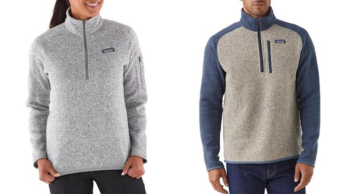 Patagonia Better Sweater.
