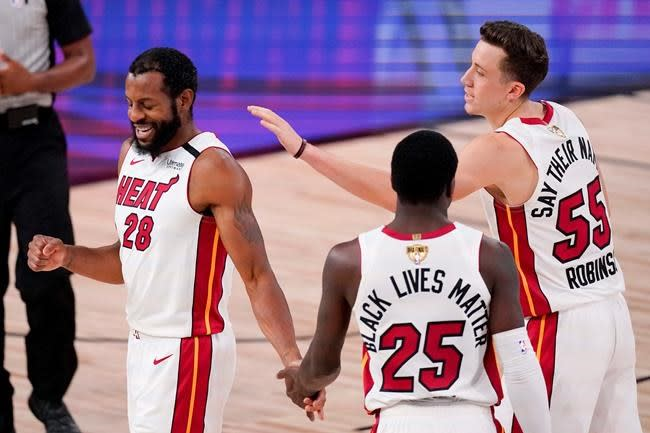 NBA Finals get intense, and Game 6 of Lakers-Heat looms