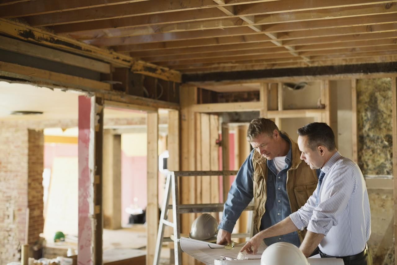 <p>No. 8 least respected: Building contractor<br />Percentage of positive opinions: 54 per cent<br />(Hero Images / Getty Images) </p>