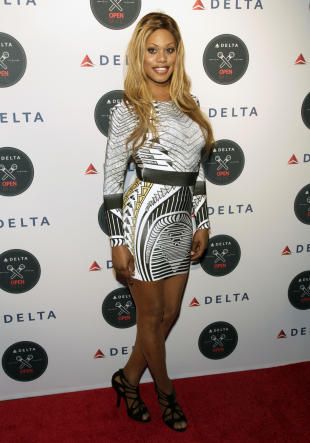 Laverne Cox (Associated Press)