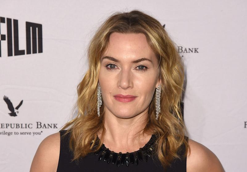 Kate Winslet attends SFFILM's 60th Anniversary Awards Night on December 5, 2017. (Photo by C Flanigan/Getty Images)