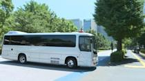 Images of Japan court and bus arrival before Ghosn escape jail verdict