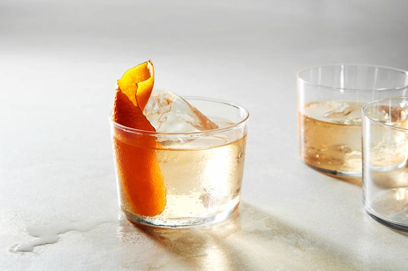 Meet your new favorite Old Fashioned.